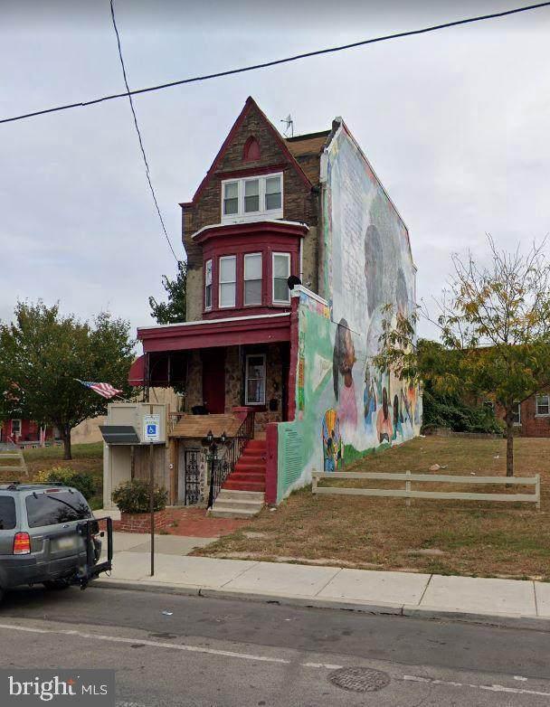 5436 Woodland Avenue, PHILADELPHIA, PA 19143 (#PAPH1022128) :: The Mike Coleman Team