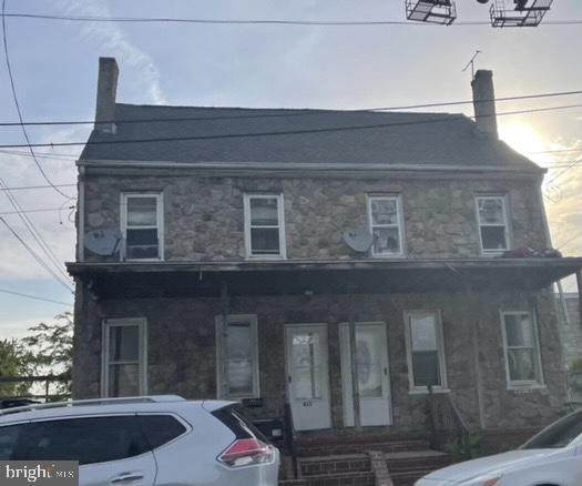 409 Flower Street, CHESTER, PA 19013 (#PADE547392) :: The Mike Coleman Team