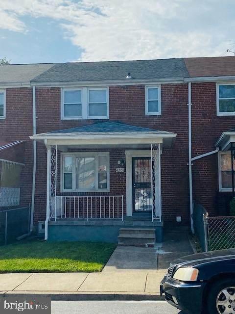 4208 Newbern Avenue, BALTIMORE, MD 21215 (#MDBA553316) :: Sunrise Home Sales Team of Mackintosh Inc Realtors