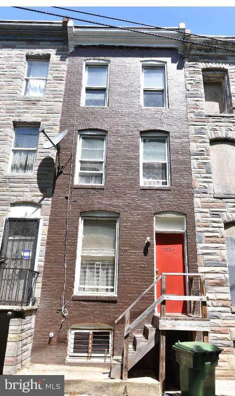 2524 Boyd Street, BALTIMORE, MD 21223 (#MDBA553460) :: Sunrise Home Sales Team of Mackintosh Inc Realtors
