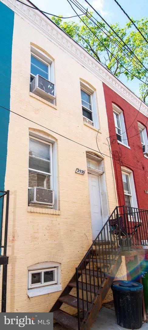 2535 Boyd Street, BALTIMORE, MD 21223 (#MDBA553462) :: Dart Homes