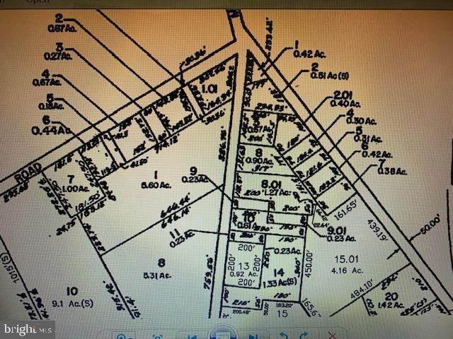 Fairton Cedarville Road, BRIDGETON, NJ 08302 (MLS #NJCB133124) :: The Sikora Group