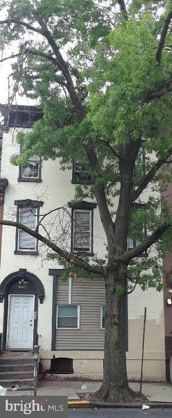 420 Franklin Street, READING, PA 19602 (#PABK378582) :: LoCoMusings