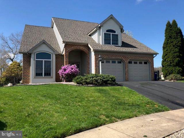 21 Brookview Circle, ELIZABETHTOWN, PA 17022 (#PALA183308) :: The Craig Hartranft Team, Berkshire Hathaway Homesale Realty