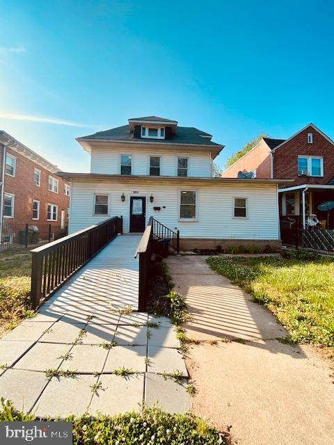 3922 Fairview Avenue, BALTIMORE, MD 21216 (#MDBA553866) :: Bowers Realty Group