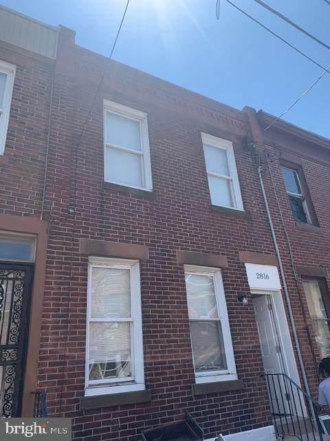 2816 Cantrell Street, PHILADELPHIA, PA 19145 (#PAPH1024766) :: Jason Freeby Group at Keller Williams Real Estate