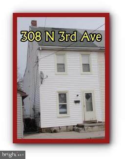 308 N 3RD Avenue, LEBANON, PA 17046 (#PALN119658) :: The Joy Daniels Real Estate Group