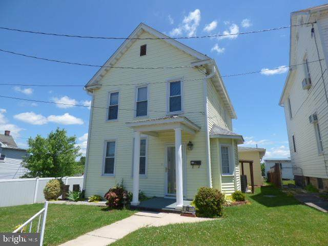 43 Marion Street, CUMBERLAND, MD 21502 (#MDAL137212) :: Century 21 Dale Realty Co