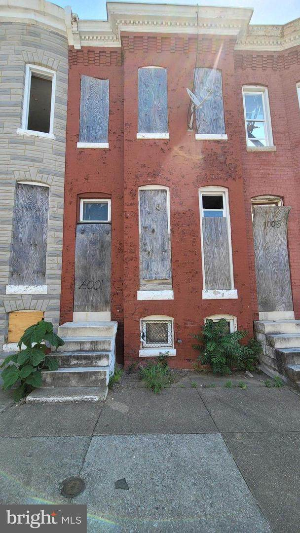 1007 Mckean Avenue, BALTIMORE, MD 21217 (#MDBA554302) :: Bowers Realty Group
