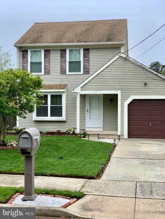 473 Old Erial Rd, SICKLERVILLE, NJ 08081 (#NJCD421830) :: Shamrock Realty Group, Inc