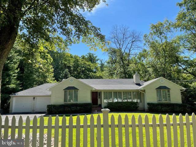 61 Broadripple, PRINCETON, NJ 08540 (MLS #NJME313898) :: The Dekanski Home Selling Team