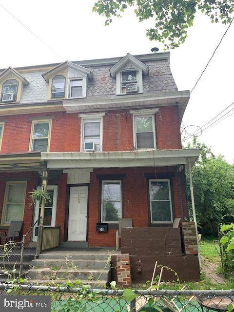 59 Carroll Street, TRENTON, NJ 08609 (#NJME314006) :: RE/MAX Main Line