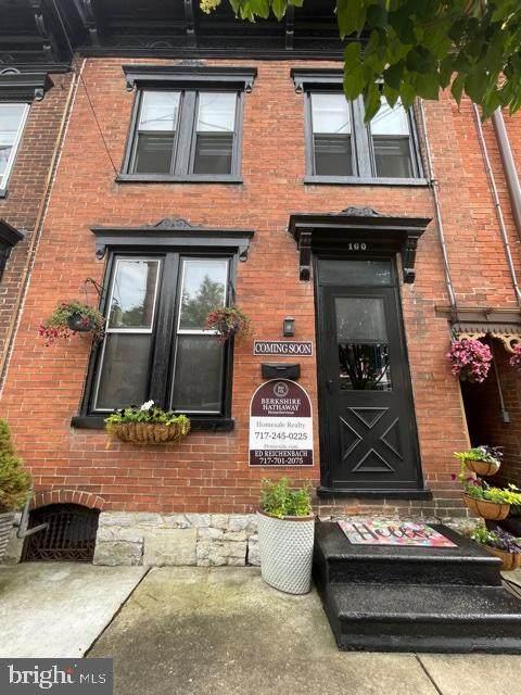 160 E Pomfret Street, CARLISLE, PA 17013 (#PACB135988) :: Flinchbaugh & Associates