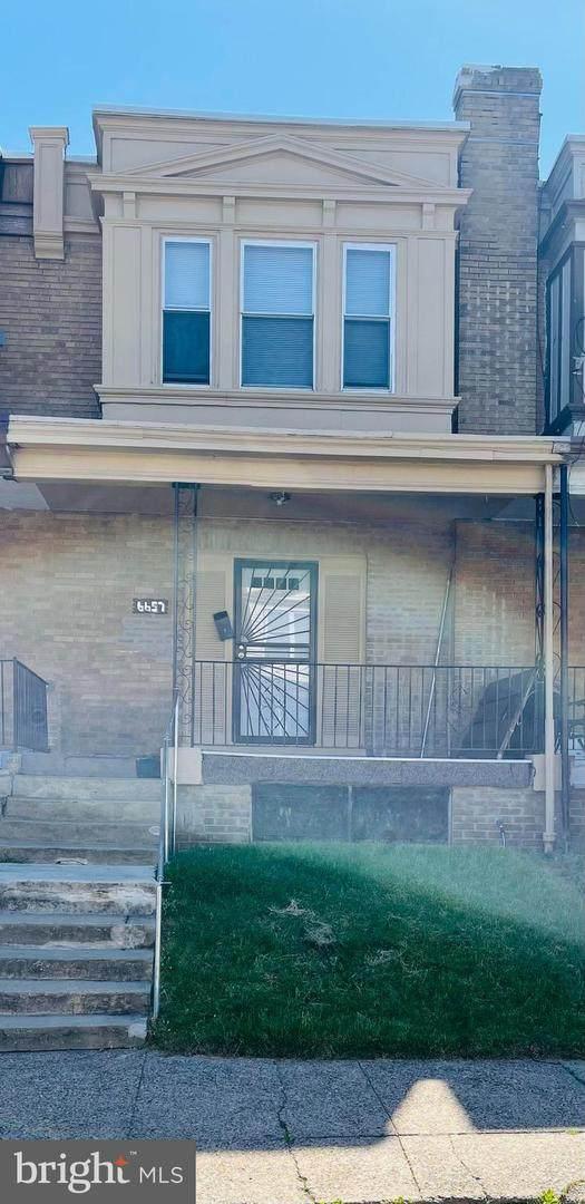 6657 N Uber Street, PHILADELPHIA, PA 19138 (#PAPH1027338) :: Century 21 Dale Realty Co