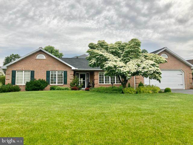 69 N Whisper Lane, NEW HOLLAND, PA 17557 (#PALA183946) :: TeamPete Realty Services, Inc