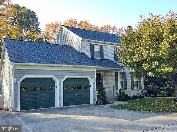 380 Applesby Lane, ABERDEEN, MD 21001 (#MDHR261268) :: ExecuHome Realty