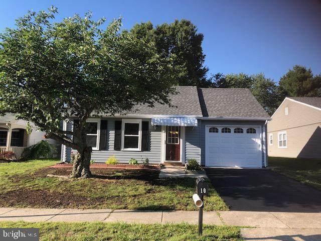 10 New Castle Drive, SOUTHAMPTON, NJ 08088 (#NJBL400046) :: LoCoMusings