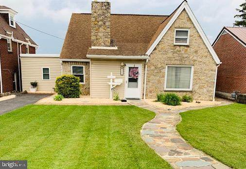 317 E Main Street, FROSTBURG, MD 21532 (#MDAL137282) :: Berkshire Hathaway HomeServices McNelis Group Properties