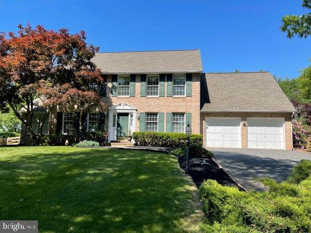 4442 Cross Country Drive, ELLICOTT CITY, MD 21042 (#MDHW296332) :: Corner House Realty
