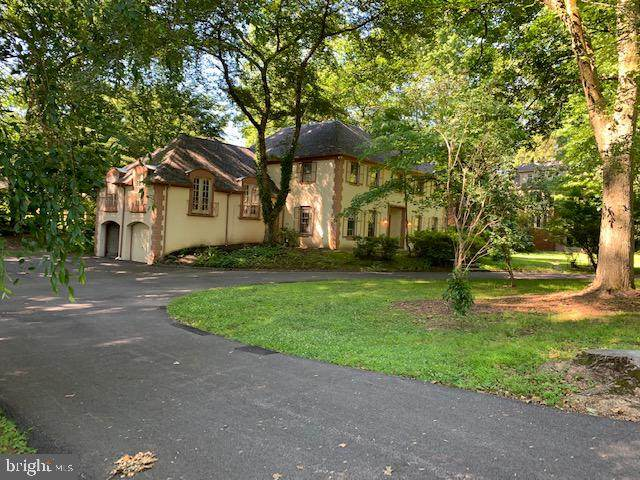 436 Righters Mill Road, NARBERTH, PA 19072 (#PAMC697420) :: Erik Hoferer & Associates