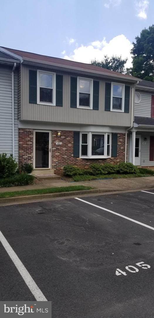 405 Forest Court, WARRENTON, VA 20186 (#VAFQ171082) :: RE/MAX Advantage Realty