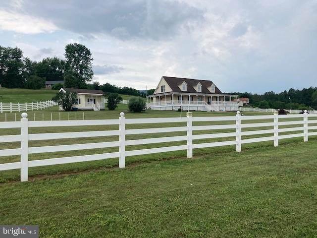 84 Meadow View Ln, STRASBURG, VA 22657 (#VAWR144016) :: Debbie Dogrul Associates - Long and Foster Real Estate
