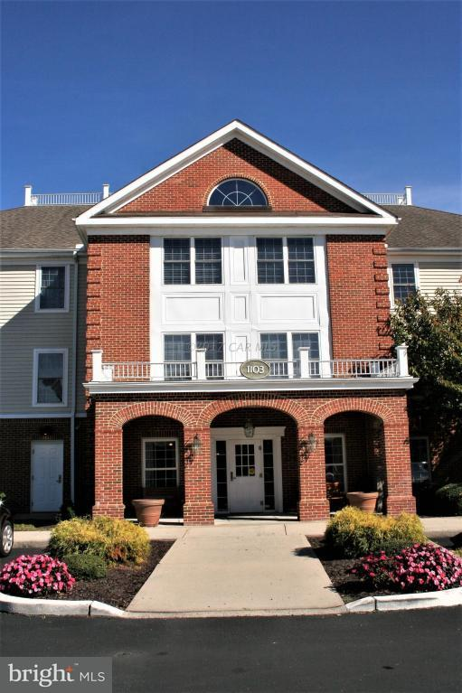 1103 S Schumaker Drive C-008, SALISBURY, MD 21804 (#1001564458) :: The Windrow Group
