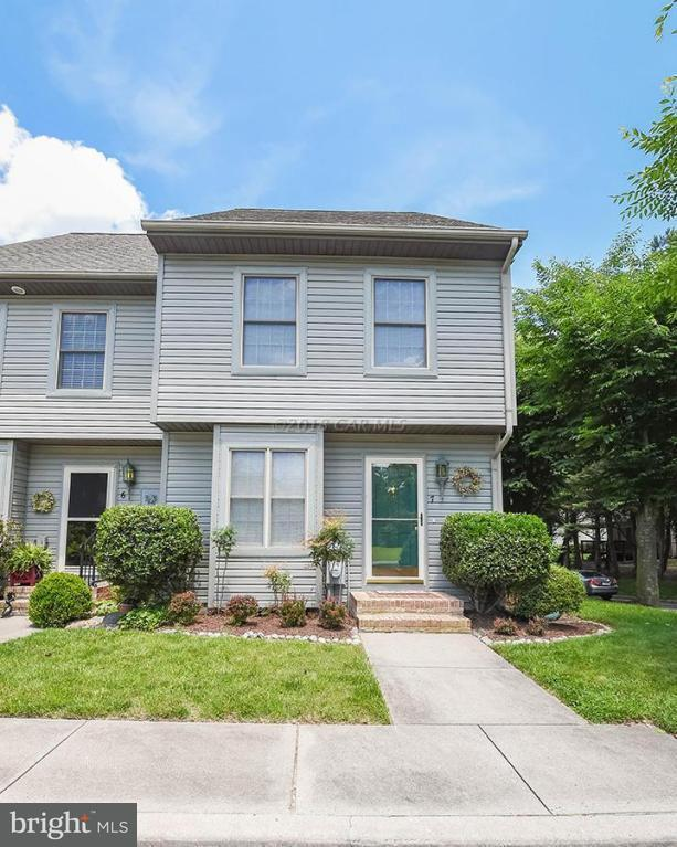 225 Canal Park Drive #7, SALISBURY, MD 21804 (#1001805576) :: RE/MAX Coast and Country