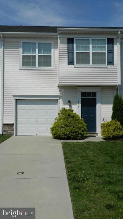 236 Garrison Way, FRUITLAND, MD 21826 (#1001805606) :: RE/MAX Coast and Country
