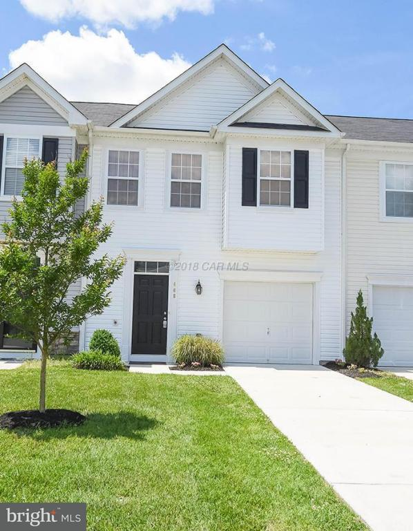 408 Silversmith Lane, FRUITLAND, MD 21826 (#1001813462) :: RE/MAX Coast and Country