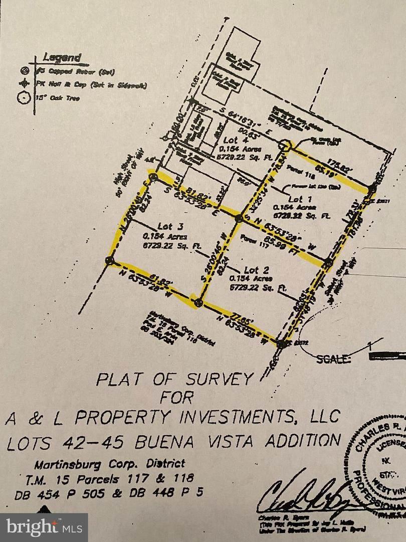 Lots 1,2,3 Buena Vis High And Seibert Street - Photo 1