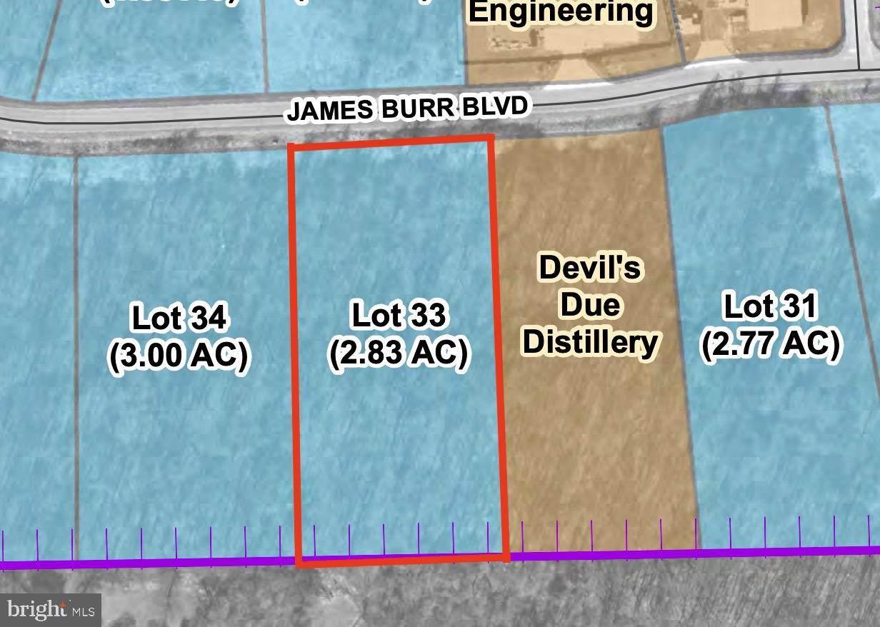 LOT 33 James Burr Boulevard - Photo 1