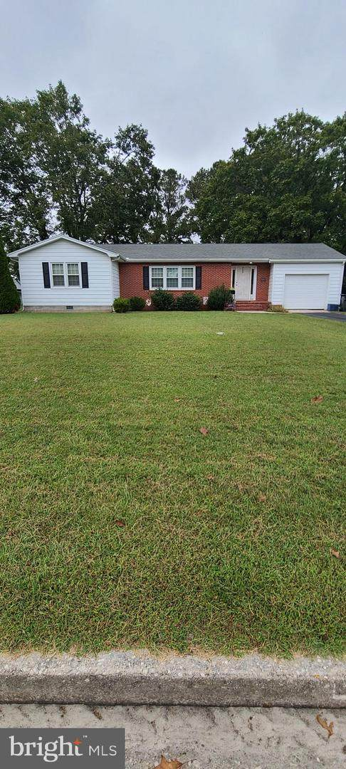 208 Coulbourne Lane, SNOW HILL, MD 21863 (#MDWO2000033) :: The Putnam Group