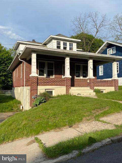 14 S 22ND Street, POTTSVILLE, PA 17901 (#PASK2000034) :: Realty ONE Group Unlimited