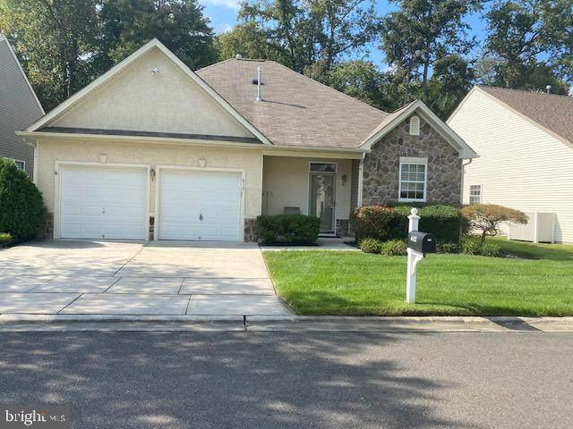 612 Hidden Oaks Drive, WOODBURY, NJ 08096 (#NJGL2000113) :: Rowack Real Estate Team