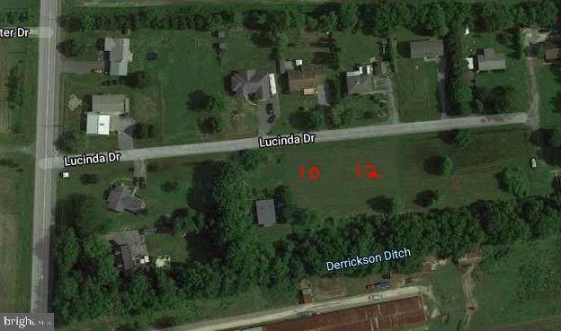 Lot 12 Lucinda Drive, OCEAN VIEW, DE 19970 (#DESU2000300) :: Speicher Group of Long & Foster Real Estate