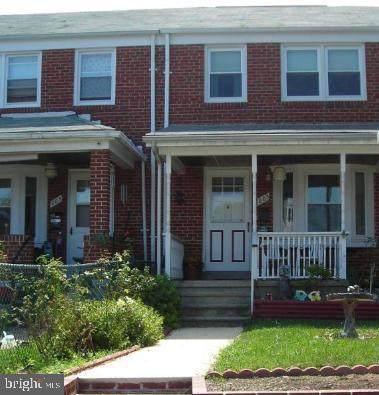 803 N Marlyn Avenue, BALTIMORE, MD 21221 (#MDBC2000500) :: The Vashist Group