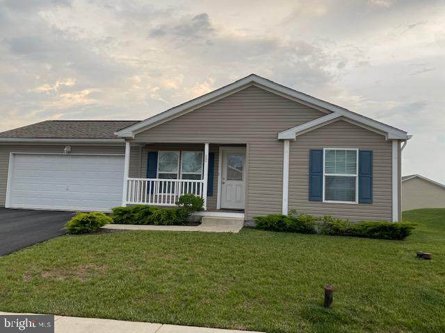 52 Middlemarch Road, DOUGLASSVILLE, PA 19518 (#PABK2000240) :: Blackwell Real Estate
