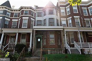 1220 Irving Street NW, WASHINGTON, DC 20010 (#DCDC2000703) :: CENTURY 21 Core Partners