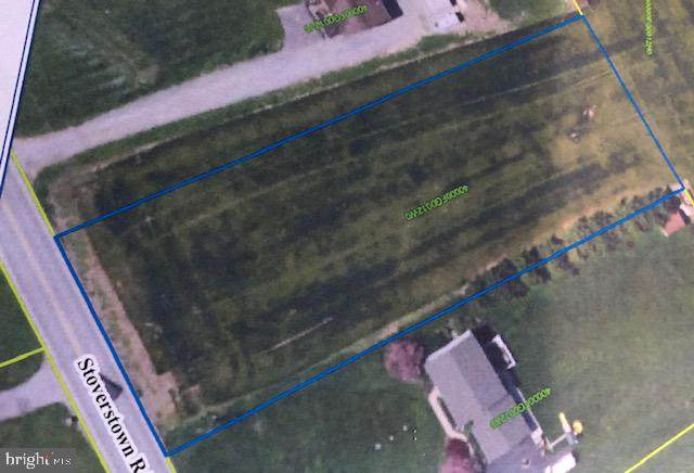Lot 46 Stoverstown R Stoverstown Road, SPRING GROVE, PA 17362 (#PAYK2000378) :: The Heather Neidlinger Team With Berkshire Hathaway HomeServices Homesale Realty