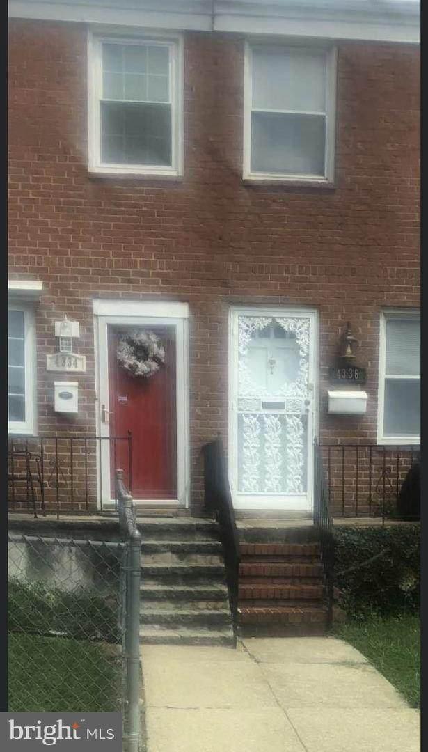 4336 Nicholas Avenue, BALTIMORE, MD 21206 (#MDBA2000906) :: AJ Team Realty