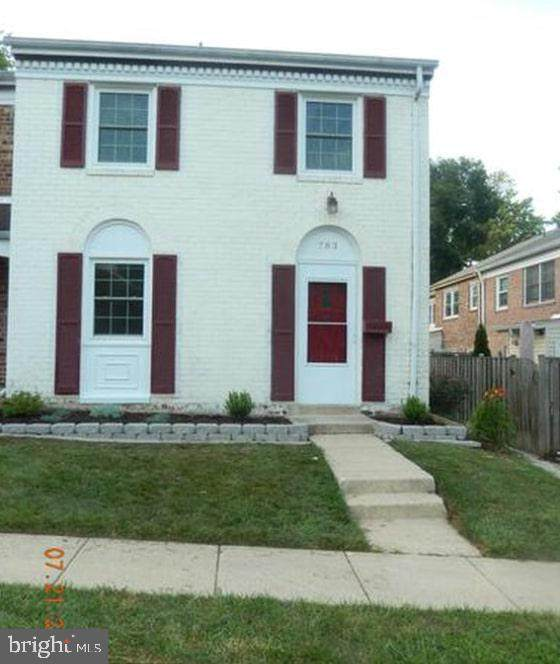 783 Azalea Drive #30, ROCKVILLE, MD 20850 (#MDMC2001218) :: Jim Bass Group of Real Estate Teams, LLC