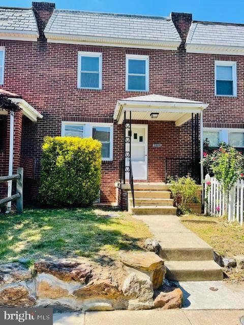 7030 Dunbar Road, BALTIMORE, MD 21222 (#MDBC2000824) :: Blackwell Real Estate