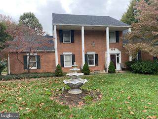 1321 Hunter Drive, LANCASTER, PA 17601 (#PALA2000489) :: The Craig Hartranft Team, Berkshire Hathaway Homesale Realty
