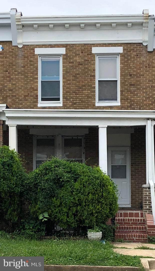 2823 Pelham Avenue, BALTIMORE, MD 21213 (#MDBA2001036) :: Integrity Home Team