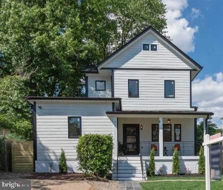 23 W Wyatt Avenue, ALEXANDRIA, VA 22301 (#VAAX2000352) :: The Riffle Group of Keller Williams Select Realtors