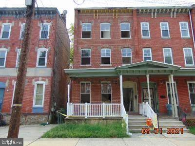 245 Spring Street, TRENTON, NJ 08618 (MLS #NJME2000425) :: The Dekanski Home Selling Team