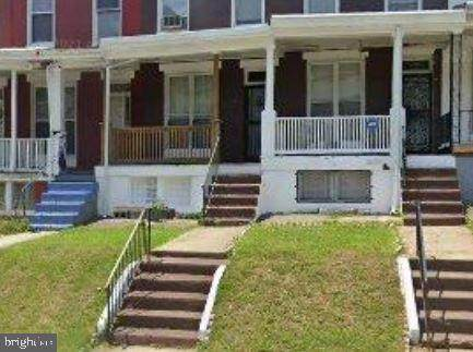 1732 Braddish Avenue, BALTIMORE, MD 21216 (#MDBA2001291) :: Keller Williams Realty Centre