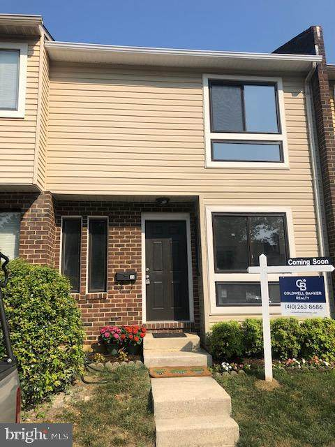 19 Woodward Court, ANNAPOLIS, MD 21403 (#MDAA2000906) :: The Vashist Group
