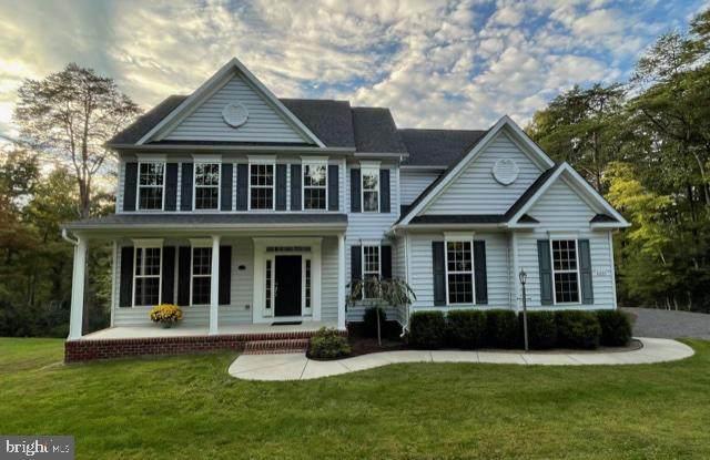 8005 Old Mineral Springs, FREDERICKSBURG, VA 22407 (#VASP2000227) :: Crews Real Estate